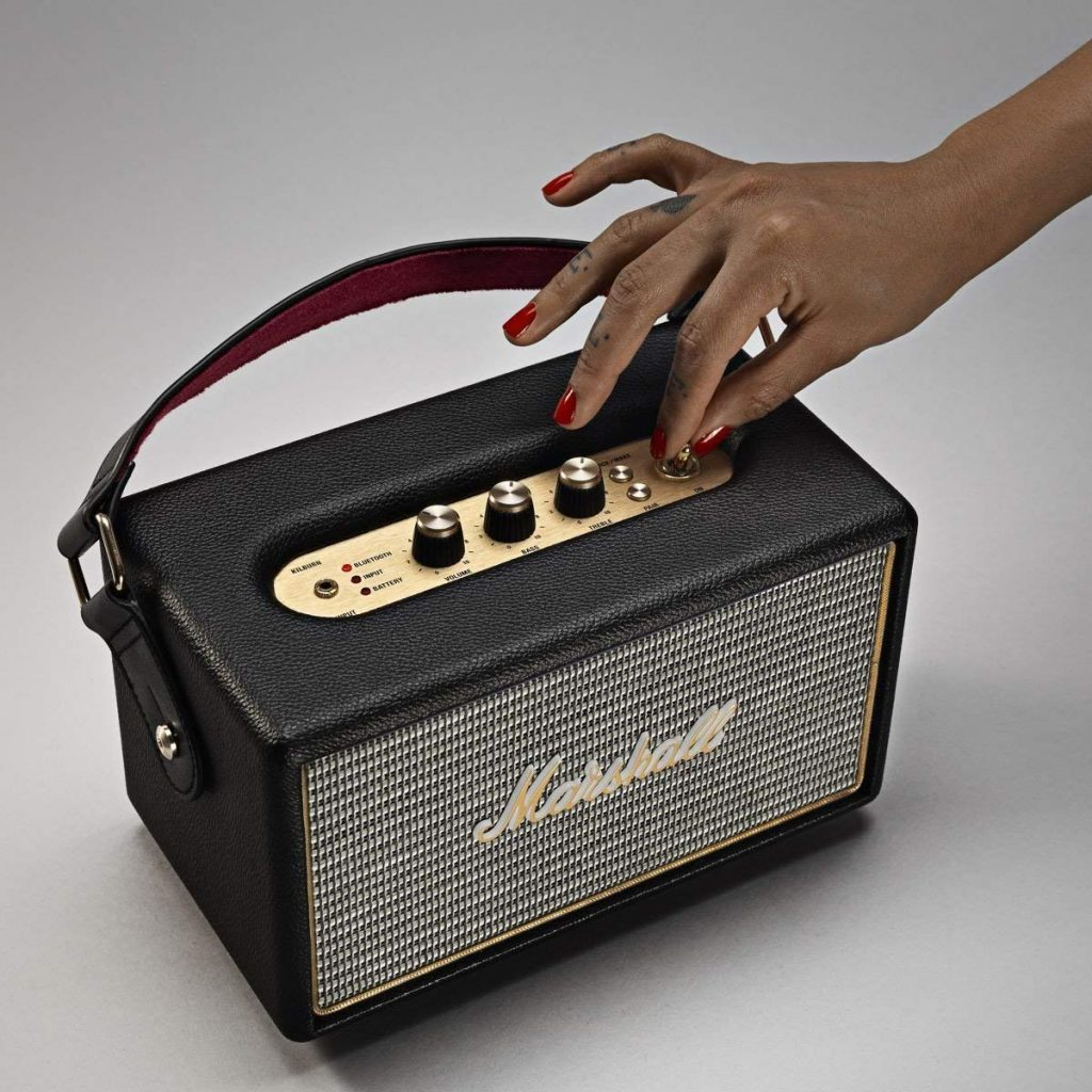 altoparlante Bluetooth Marshall Speaker Kilburn